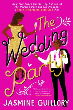 """The Wedding Party"" by Jasmine Guillory"