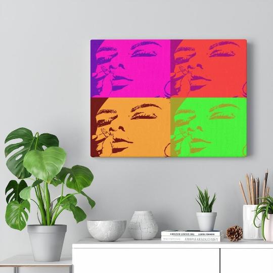 Toke break Canvas Gallery Wrap