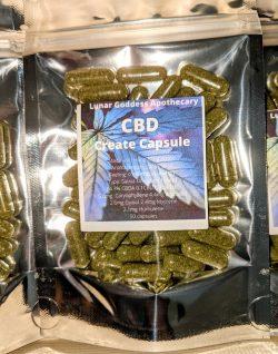 CBD Create Capsules