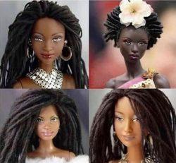 What every Black child needs, self representation