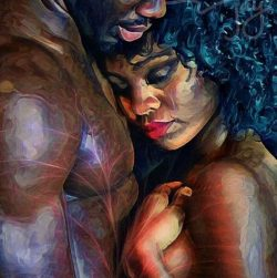 All she needed was Black Love, and that would be enough.