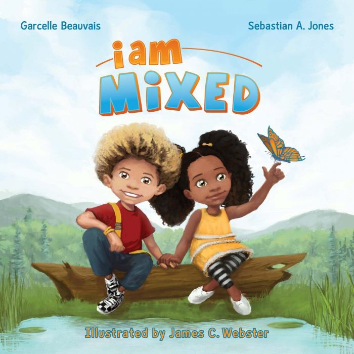 """""""I Am Mixed"""" by Garcelle Beauvais"""