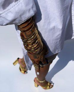 Loving the jewelry