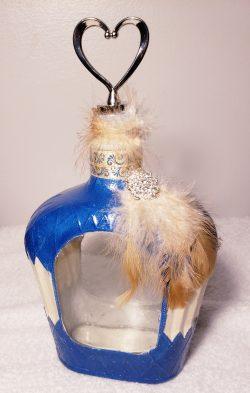 Blue Crown