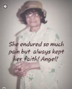 My grandmother aka GaMa