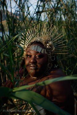 The goddess Oshun