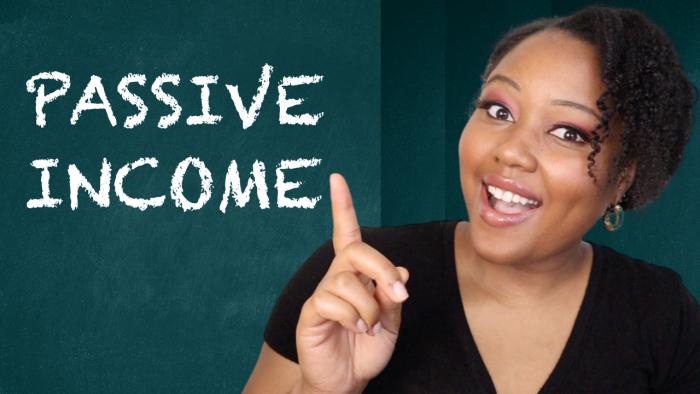 PASSIVE INCOME: 11 Ways to Make Passive Income Online
