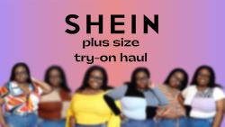 SHEIN | curvy try-on haul