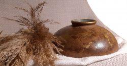 Flat Bottom Vase