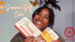 Summer self care