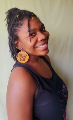Brown Sugar Babe | Afrocentric Earrings | Jewelry | Melanin Earrings | Black is Beautiful