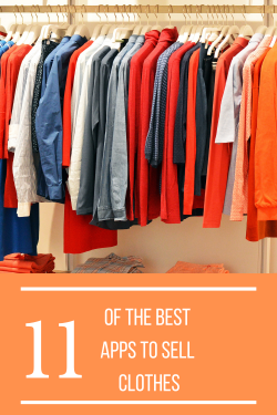 11 of the Best Apps to Sell Clothes Online