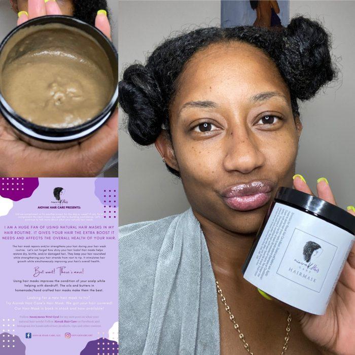 Aiovak Hair Care Hair Mask