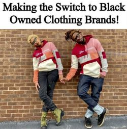 If you're not shopping Black Owned, then why the hell are you even shopping? If you' ...