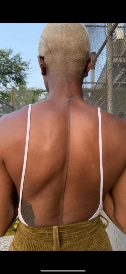 Sexy, simplistic tattoo
