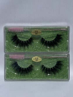 3D Mink Lashes Available