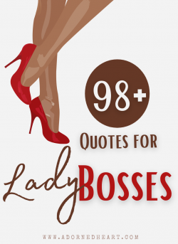 Lady Boss Quotes