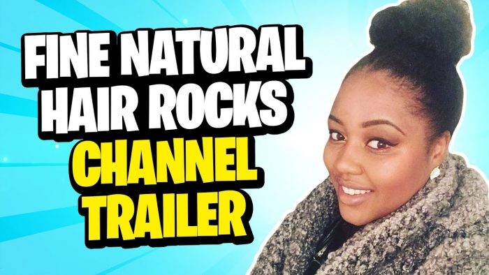 Welcome to FINE NATURAL HAIR ROCKS! 💛