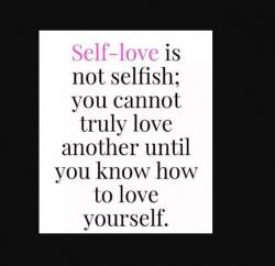 Self Love❤️❤️❤️