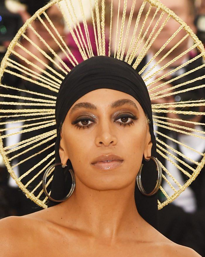 Solange Halo Crown