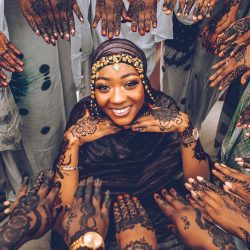 """Acient Gambia Wedding Tradition: The Ceremonial """"Henna"""""""