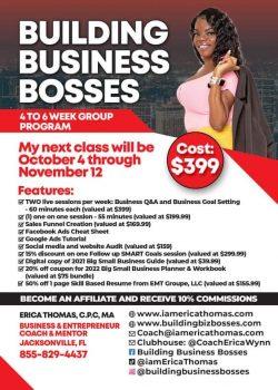 Building Business Bosses