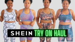 Watch THIS before you BUY! | SHEIN Activewear Try On Haul 2021