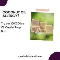 Coconut oil Free Soap Bar