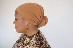 4 Ways to Style a Headwrap