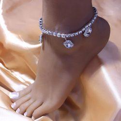Sparkling Anklets