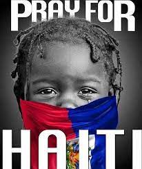 Continue to pray for our brothers and sisters in Haiti.