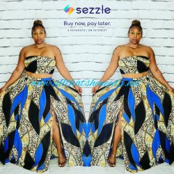 Material Girl 2 Piece Skirt Set