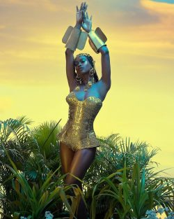 """""""Queen of the Jungle"""" A photo shoot shot by Anny Robert"""