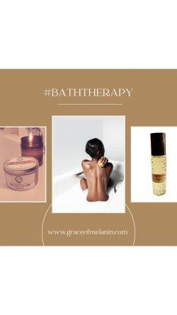 #BATHTHERAPY