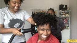 Does the REVAIR WORK on 4C Hair!?