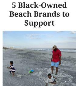 black owned beach brands