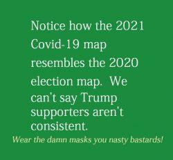 Please! Just wear the damn masks!