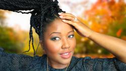 BROWN SKIN GIRL: Fall GLAM Makeup Tutorial