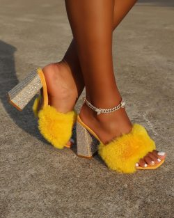 If yellow is your color, then these are for you