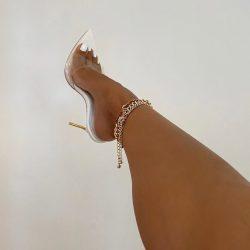 Legs, Pedi, Heels, & Anklet