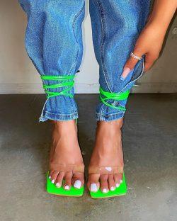 Flouresent Green