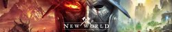 The New World will be an open-world massively multiplayer online game