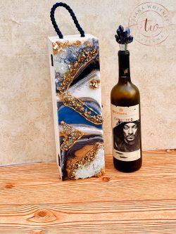 Geode Wine Box