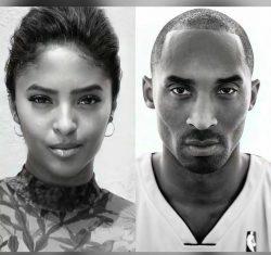 Kobe and Natalia Bryant